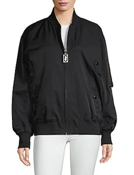 Oversized Bomber Jacket by Marc Jacobs