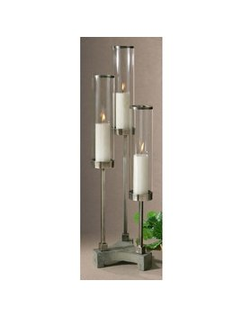 Aluminum Candelabra by Birch Lane