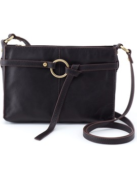 Libra Leather Crossbody Bag by Hobo