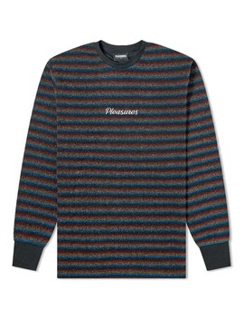 Pleasures Long Sleeve Starlight Tee by Pleasures
