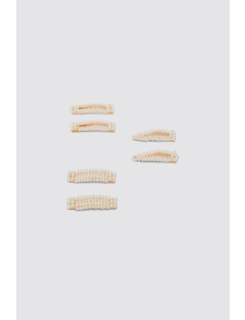 Pack Of Mini Hair Pins by Zara