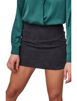 Uma Miniskirt by Astr The Label