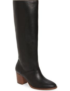 The Kiki Knee High Boot by Madewell