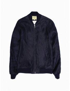 De Bonne Facture Jockey Jacket   Navy by Garmentory