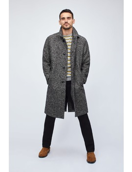 Wool Trench Coat by Bonobos