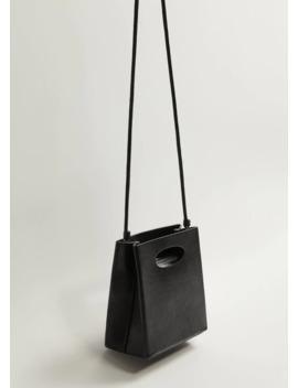 Τσάντα σάκος μίνι by Mango