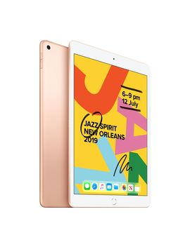 "10.2"" I Pad (2019)   32 Gb, Gold by Currys"