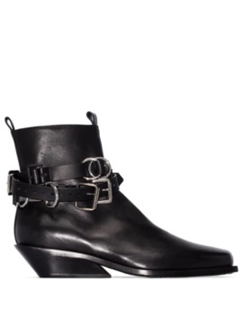 Tuscon Ankle Boots by Ann Demeulemeester