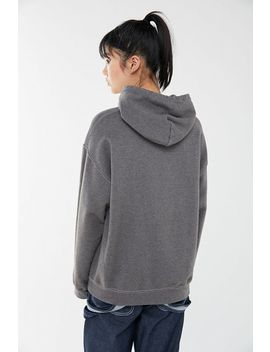 Boyz Ii Men Overdyed Hoodie Sweatshirt by Urban Outfitters