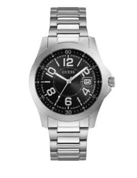 Analog Casual Life Ryder Stainless Steel Bracelet Watch by Guess