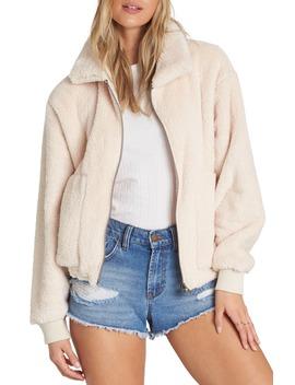 Always Cozy Fleece Jacket by Billabong
