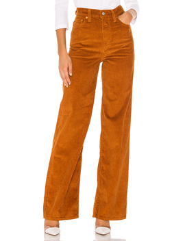 Ribcage Wide Leg Pant by Levi's