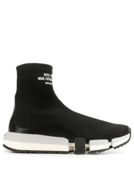 Sock Sneakers by Diesel