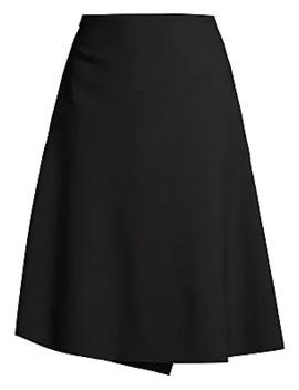 Vamokato Ponte Layered A Line Skirt by Boss