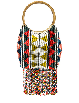 X Revolve Nano Purse In Multi by House Of Harlow 1960