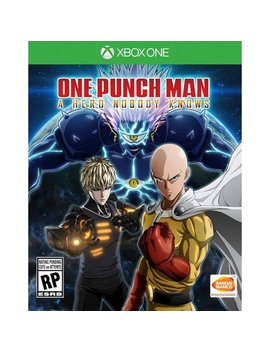 Xbox One by One Punch Man: A Hero Nobody Knows Standard Edition