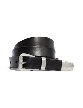 Leather Three Piece Belt by Madewell