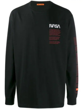 Nasa Facts Jumper by Heron Preston
