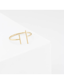 Lateral Ring by Gldn