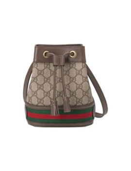 Ophidia Mini Bucket Bag by Gucci