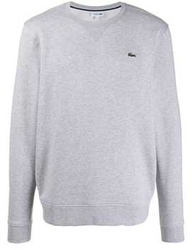 Crocodile Sweatshirt by Lacoste