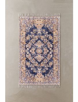 Zula Printed Chenille Rug by Urban Outfitters
