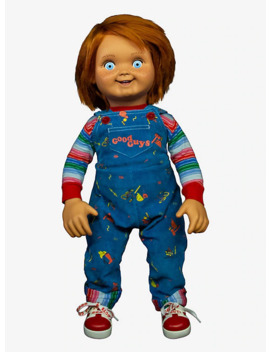 Child's Play Chucky Good Guy Replica Doll by Hot Topic