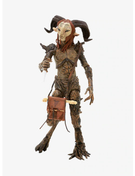Pan's Labyrinth Faun Action Figure by Hot Topic
