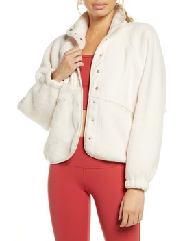 Hit The Slopes Fleece Jacket by Free People Fp Movement