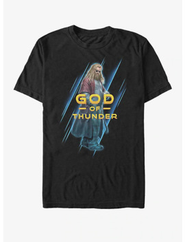 Marvel Thor God Of Thunder T Shirt by Hot Topic