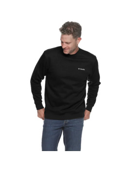 Men's Columbia Hart Mountain Ii Crewneck Pullover by Columbia