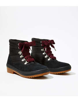 Keds Camp Water Resistant Boots by Loft