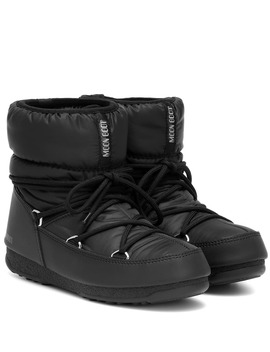 Low Nylon Wp 2 Snow Boots by Moon Boot