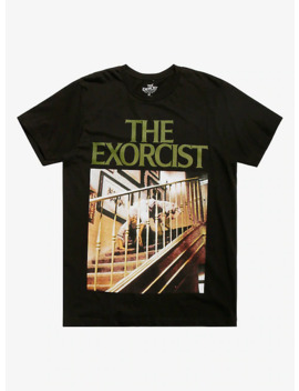 The Exorcist Stairs T Shirt by Hot Topic