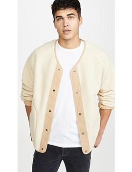 Boa Fleece Jacket by Gramicci