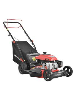 21 In. 161 Cc Gas 3 In 1 Self Propelled Walk Behind Lawn Mower by Home Depot