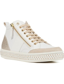 Leelu High Top Sneaker by Geox