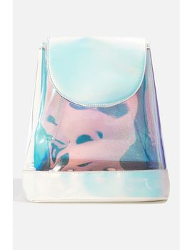 **Isla Holo Backpack By Skinnydip by Topshop