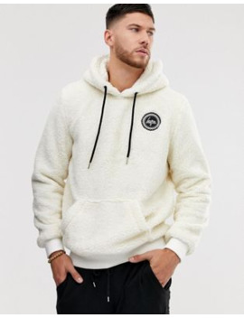 Hype Sherpa Hoodie by Hype