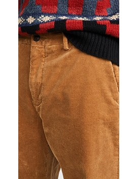 Berkshire Stretch Corduroy Trousers by Polo Ralph Lauren