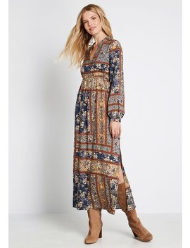 Bohemian Dream Maxi Dress by Modcloth
