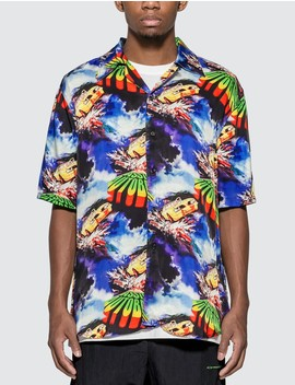 Autobahn Hawaiian Shirt by Assid