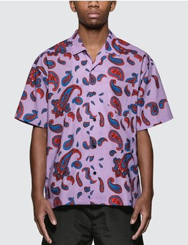 Paisley Aloha S/S Hawaiian Shirt by Have A Good Time