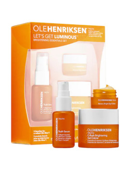 Let's Get Luminous™ Brightening Essentials Set by Olehenriksen