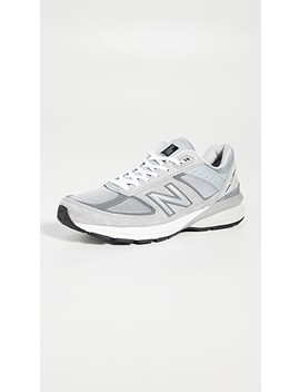 990 V5 Sneakers by New Balance
