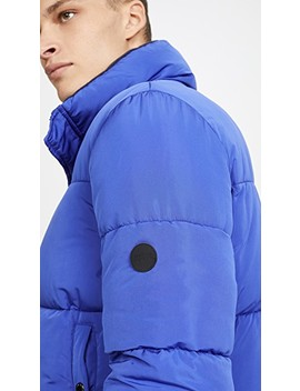 Pioneer Nylon Puffer Coat by Native Youth