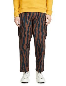 Fubar Striped Cargo Pants by Obey