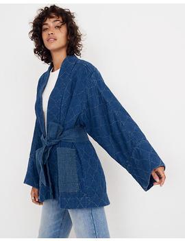 Whit® Denim Wrap Jacket by Madewell