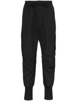 Cargo Style Tapered Trousers by Y 3