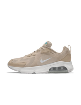 Nike Air Max 200 By You by Nike